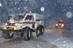Транспорт спасателей