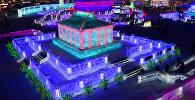 Фестиваль льда и снега в Китае
