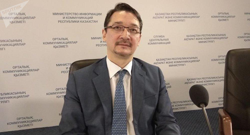 Бекмырза Игенбердинов