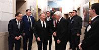 Нурсултан Назарбаев в рамках официального визита в Вашингтон провел встречу с представителями деловых кругов США