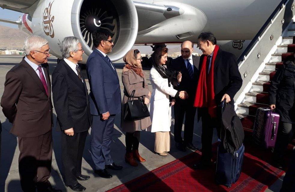 Члены совбеза ООН приехали в Афганистан по инициативе Казахстана