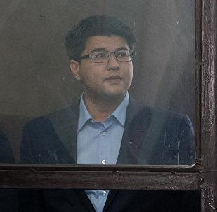 Предварительные слушания по делу Куандыка Бишимбаева, архивное фото