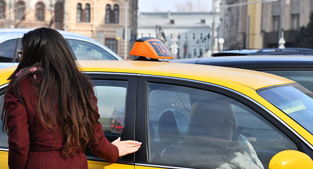 Такси, архивтегі фото