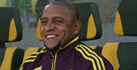 Бразилиялық футболшы Роберто Карлос