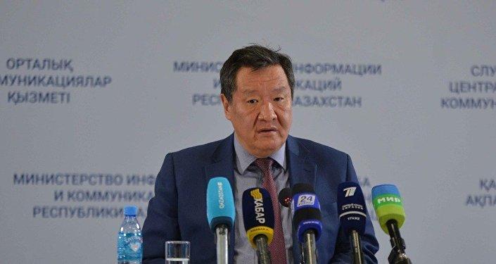 ҚР энергетика вице-министрі Бақытжан Жақсалиев