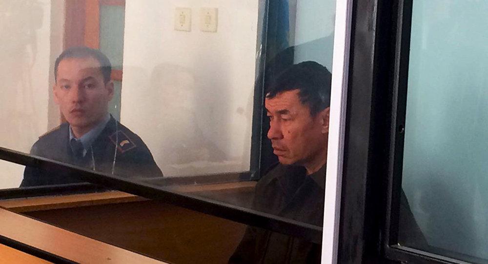 Нұржан Қырғызбаев - Ақтөбе облысында өртенген автобустың жүргізушілерінің бірі