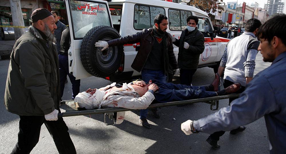 Госдеп осудил новый теракт вКабуле