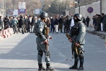 Ситуация в Кабуле после теракта