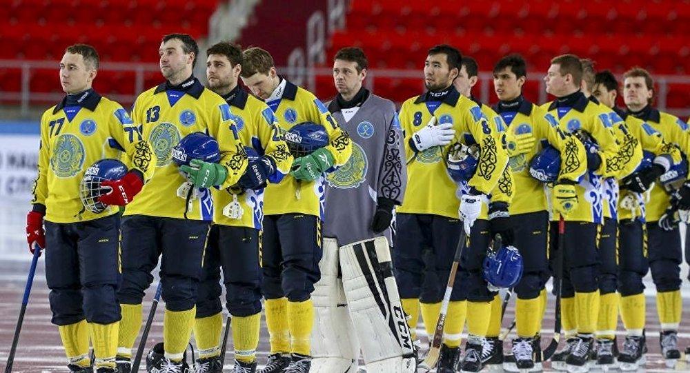 Сборная Казахстана по хоккею с мячом
