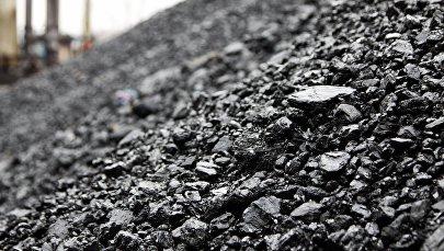 Уголь, архивное фото