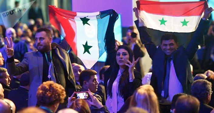 Путин потелефону обсудил сНазарбаевым съезд поСирии вСочи