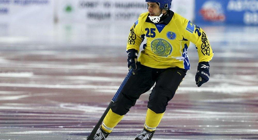 Казахстанская сборная по хоккею с мячом
