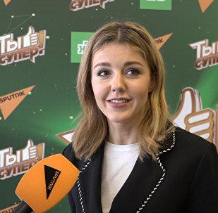 "Юлианна Караулова o начале второго сезона проекта ""Ты супер!"""