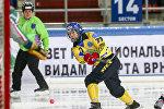 Игрок сборной Казахстана по бенди