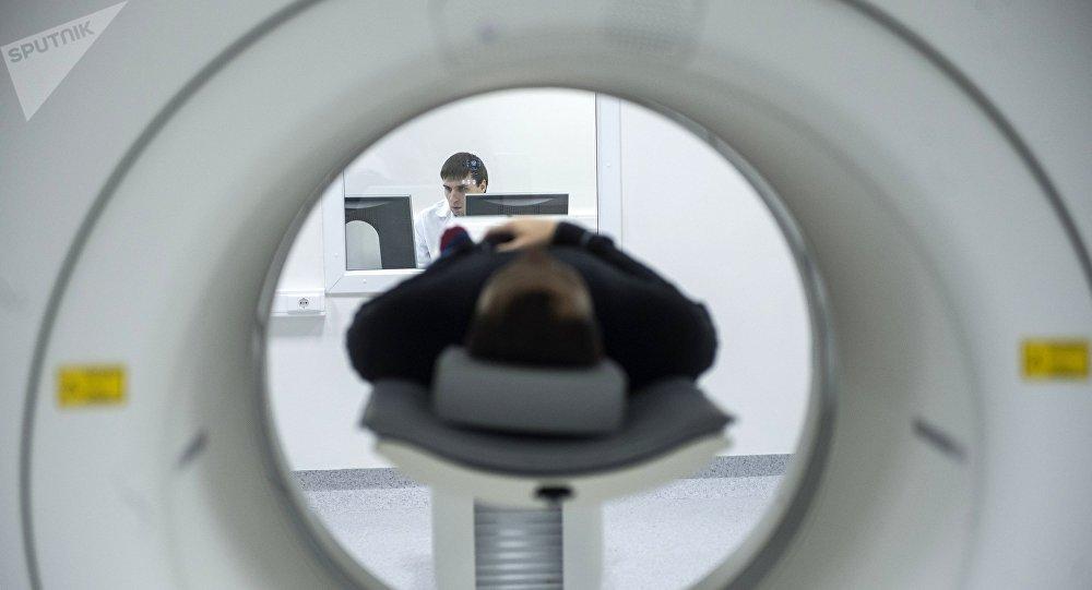 Исследование на магнитно-резонансном томографе