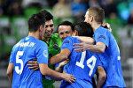 Игроки сборной Казахстана по футзалу
