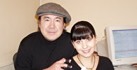 Карина Абдуллина и Булат Сыздыков, архивное фото
