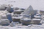 Ищут подо льдом