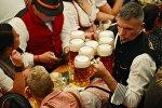 Фестиваль пива Октоберфест, аривное фото