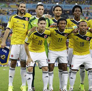 Колумбийская национальная сборная по футболу