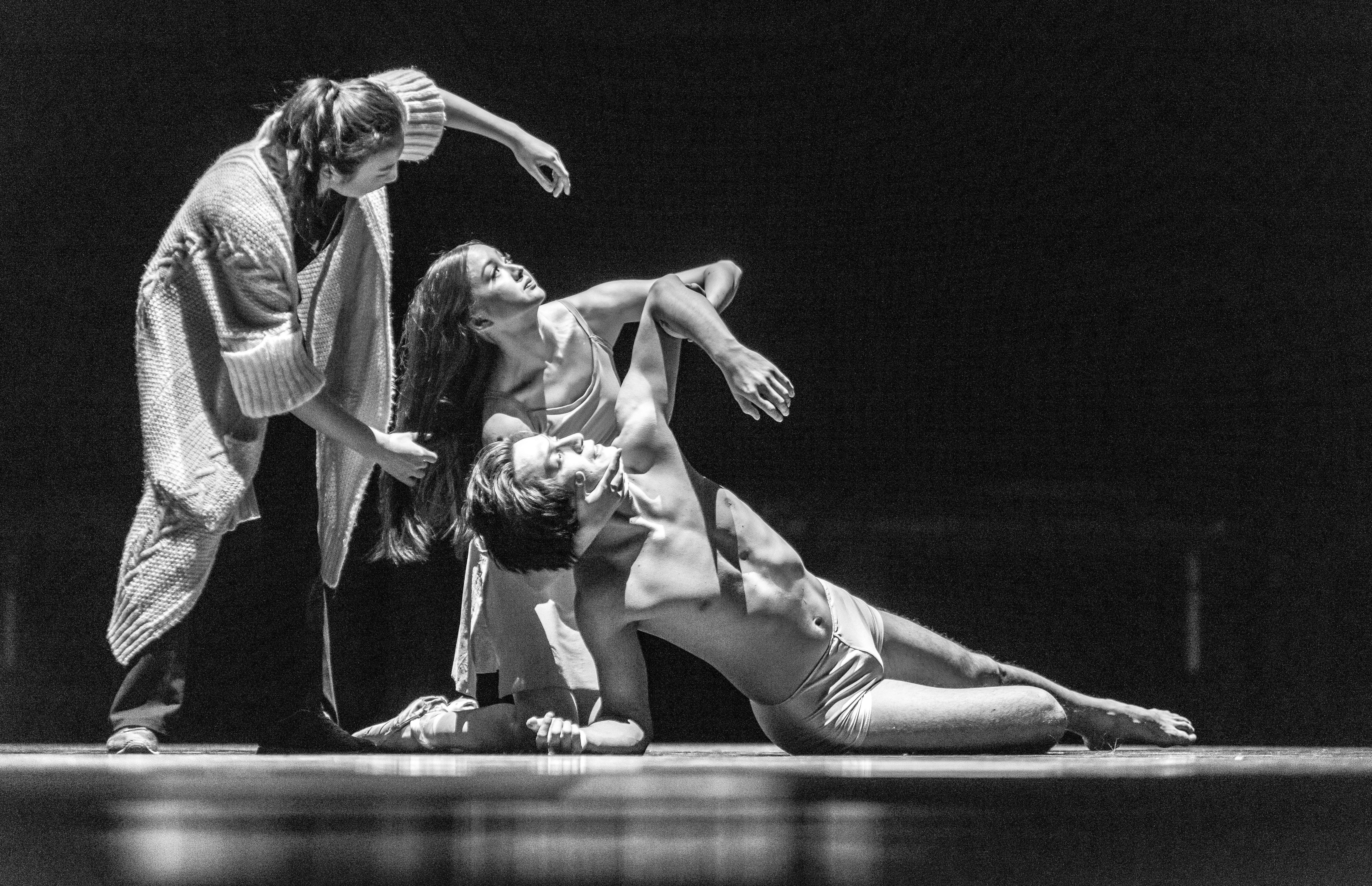 Театр Астана Балет готовится к премьере одноактного балета Саломея