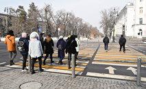 Алматыдағы Панфилова көшесі