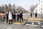 Алматы қаласындағы Панфилов көшесі