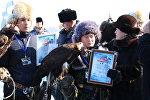 13 жасар Бексұлтан Сейітжан Қазақстанның үздік бүркітшісі атанды
