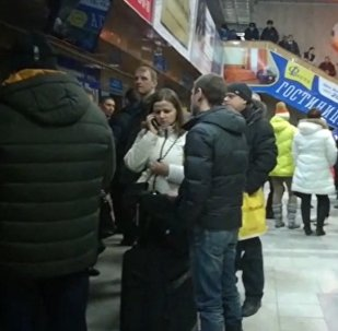 В аэропорту Орска находятся близкие жертв авиакатастрофы