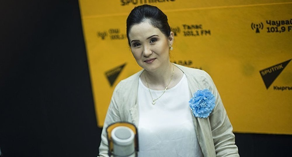 Айнура Сагынбаева