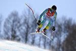 Казахстанский горнолыжник Игорь Закурдаев