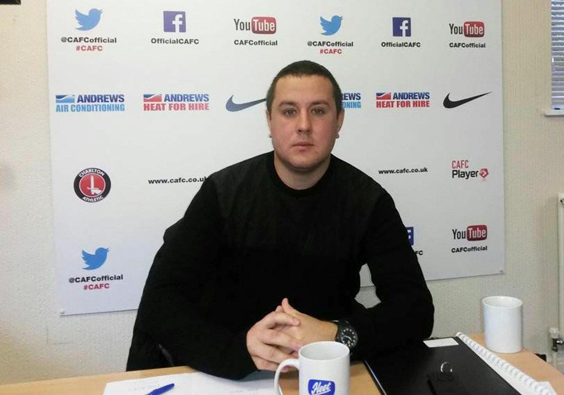 Старший тренер юношеской сборной Казахстана Александр Кузнецов