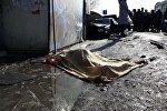 Алматыда Mercedes көшедегі үш адамды соғып кетті, қаза тапқандар бар