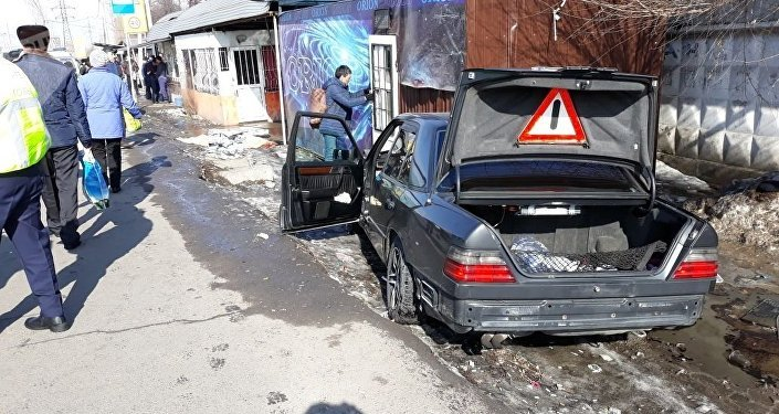 Смертельный наезд на пешеходов на ул. Кудерина