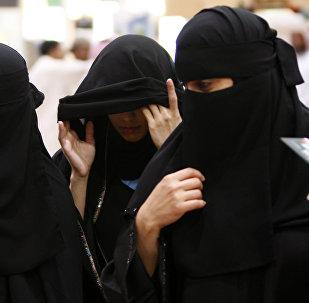 Женщины в Саудовской Аравии