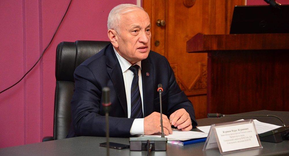 Мурат Журинов