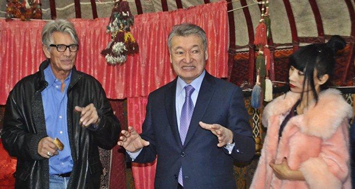 Звезды мирового кинематографа начали съемки фильма о Восточном Казахстане.