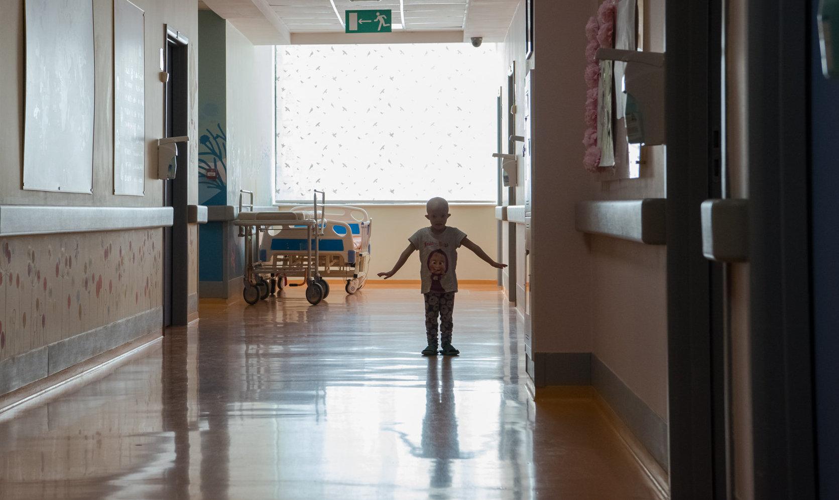 Детский онкоцентр