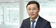 Председатель правления АО Национальный инфокоммуникационный холдинг Зерде Руслан Енсебаев