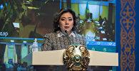 Еңбек және халықты әлеуметтік қорғау министрі Мадина Әбілқасымова