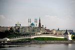 Государственный историко-архитектурный и художественный музей-заповедник Казанский Кремль