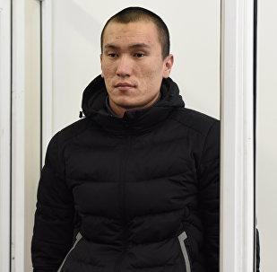 Подсудимый Даурен Алеуханов