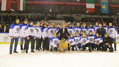 Сборная Казахстана выиграла Еврочеллендж