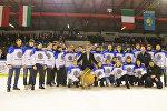 Қазақстан хоккей құрамасы Еврочеллендж жеңімпазы атанды