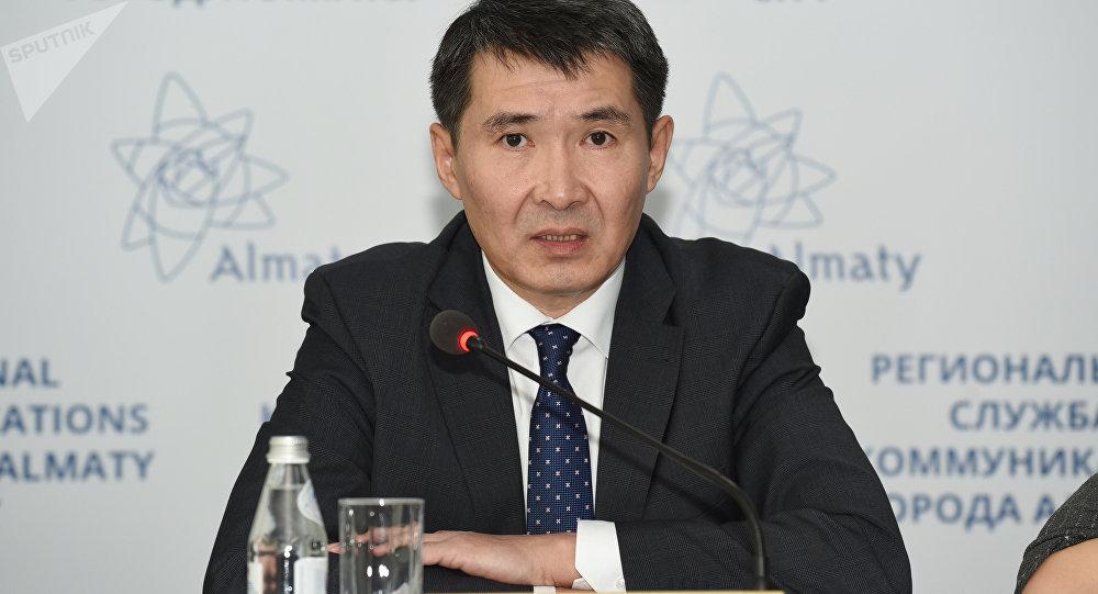 Генеральный директор Республиканского Центра по профилактике и борьбе со СПИД министерства здравоохранения Казахстана Бауыржан Байсеркин