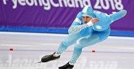 Роман Креч на Олимпиаде в Пхенчхане