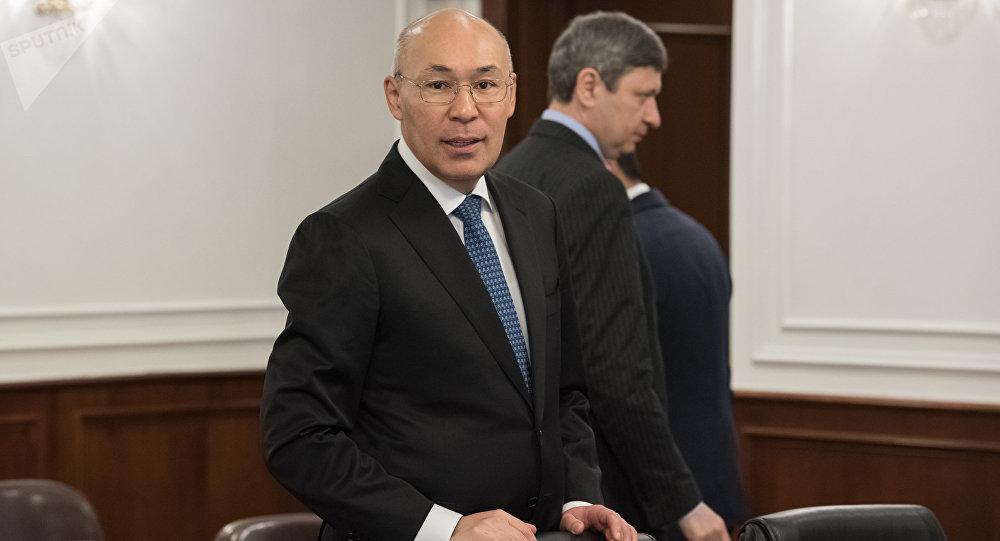 Қайрат Келімбетов