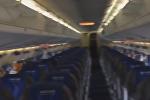 100-ден астам жолаушысы бар Bek Air ұшағы жедел қонуға мәжбүр болған - видео