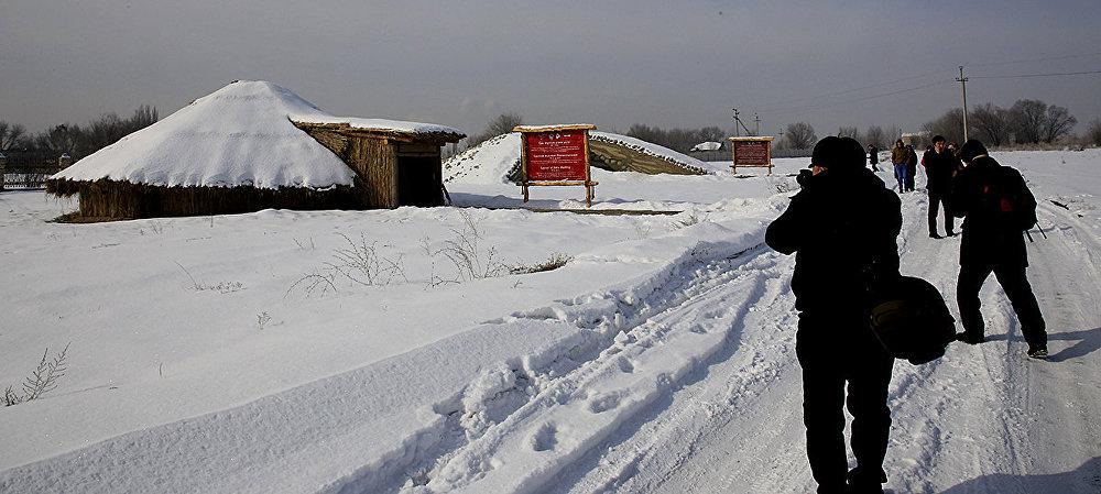 Археологический парк Боралдайские сакские курганы