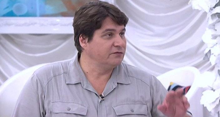 Российский врач аллерголог-иммунолог Владимир Болибок